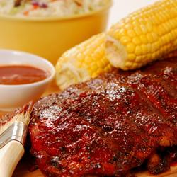 BBQ tasting at WGBH